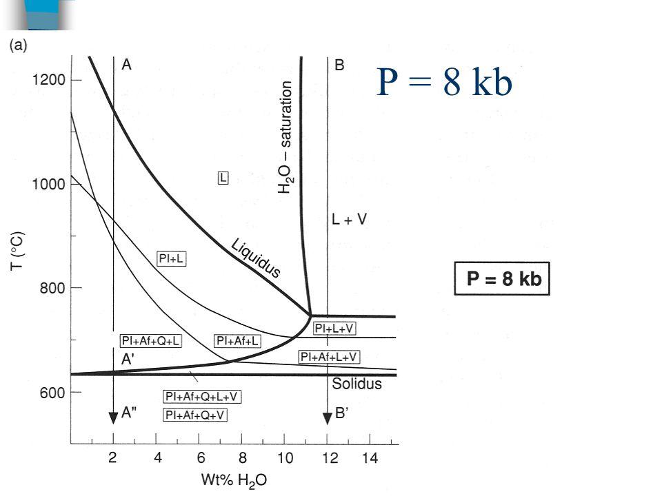 P = 8 kb