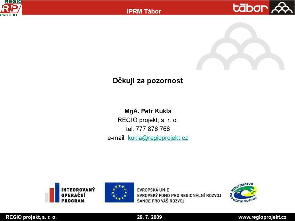 e-mail: kukla@regioprojekt.cz
