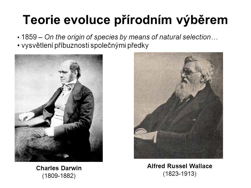 Teorie evoluce přírodním výběrem