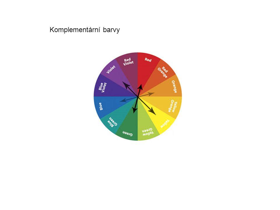 Komplementární barvy