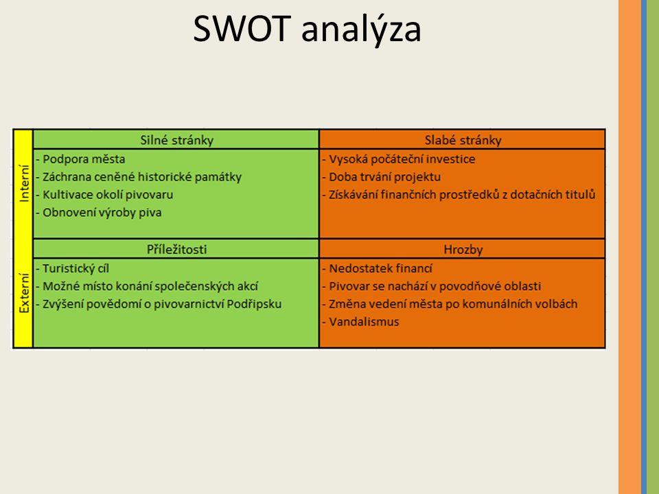 SWOT analýza