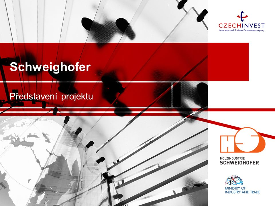 Schweighofer Představení projektu