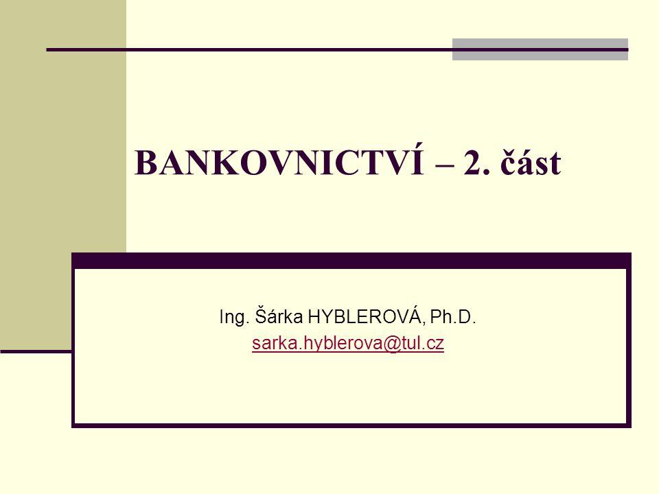 Ing. Šárka HYBLEROVÁ, Ph.D. sarka.hyblerova@tul.cz