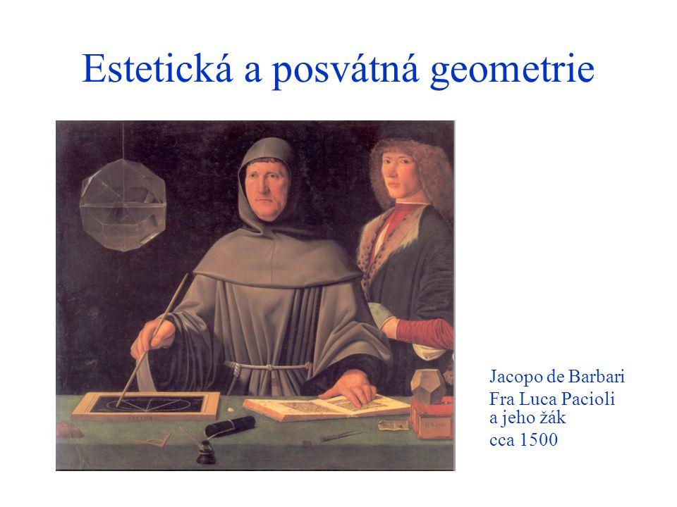Estetická a posvátná geometrie