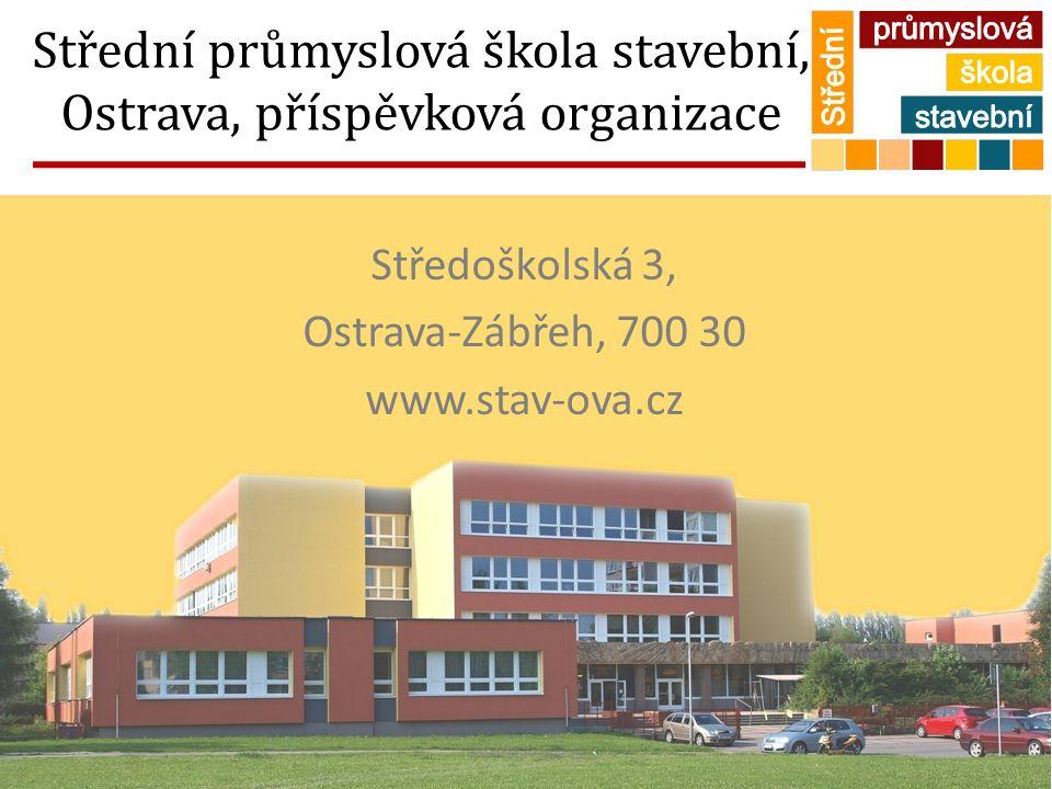 Střední průmyslová škola stavební, Ostrava, příspěvková organizace