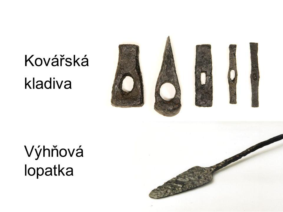 Kovářská kladiva Výhňová lopatka