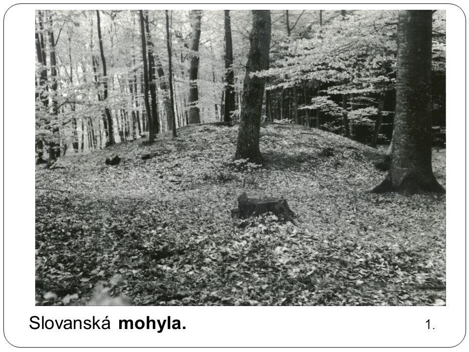 Slovanská mohyla. 1.