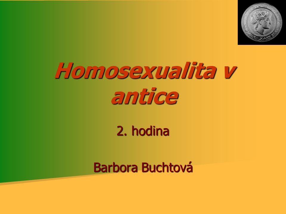 Homosexualita v antice