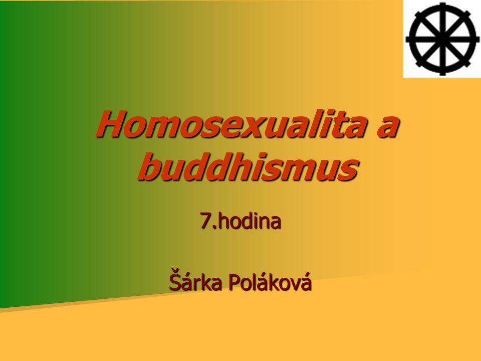 Homosexualita a buddhismus