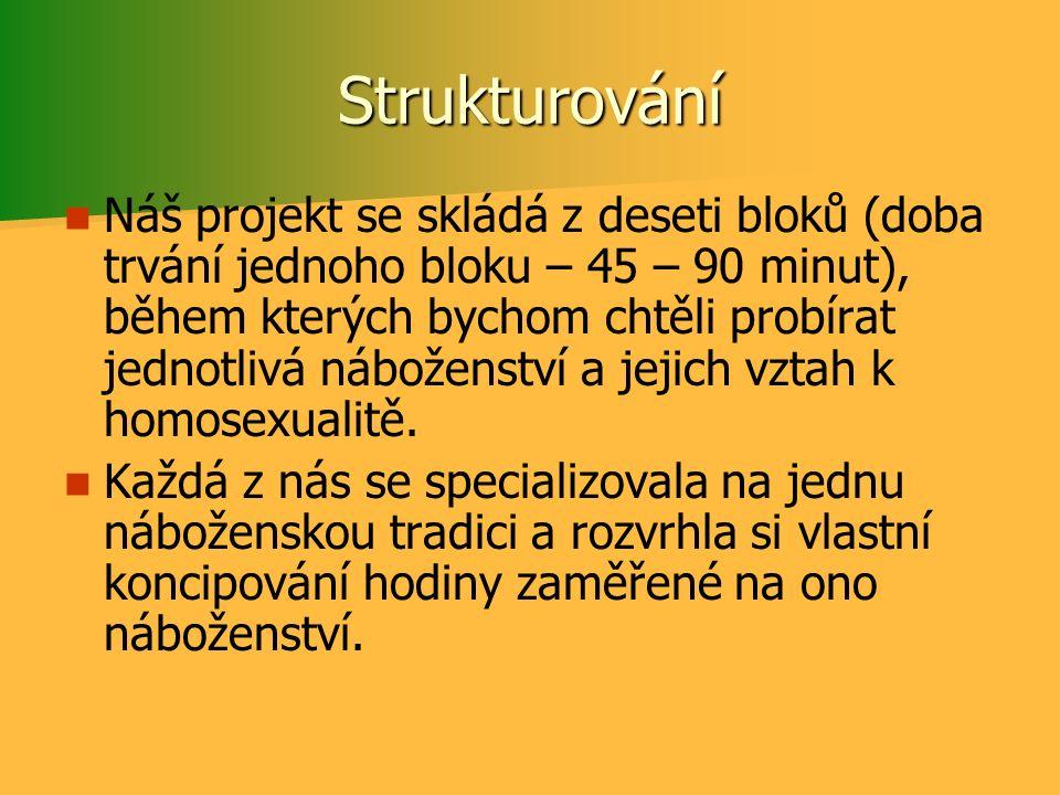 Strukturování