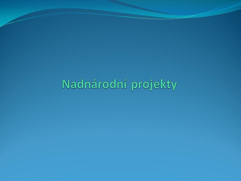 Nadnárodní projekty