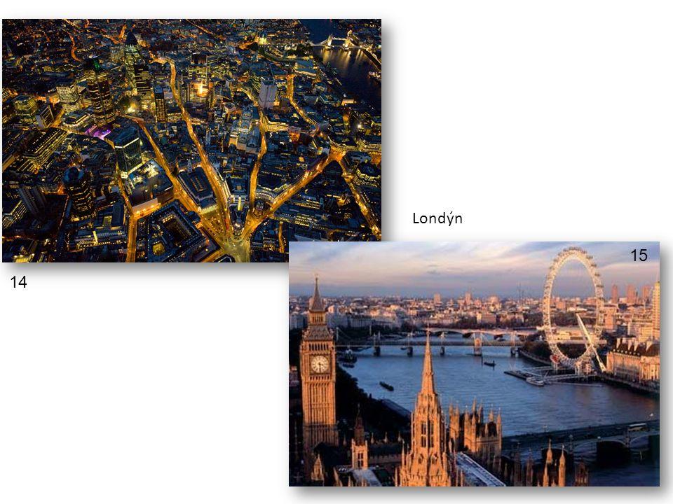 Londýn 15 14
