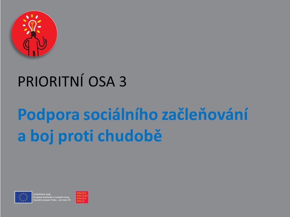 Podpora sociálního začleňování a boj proti chudobě