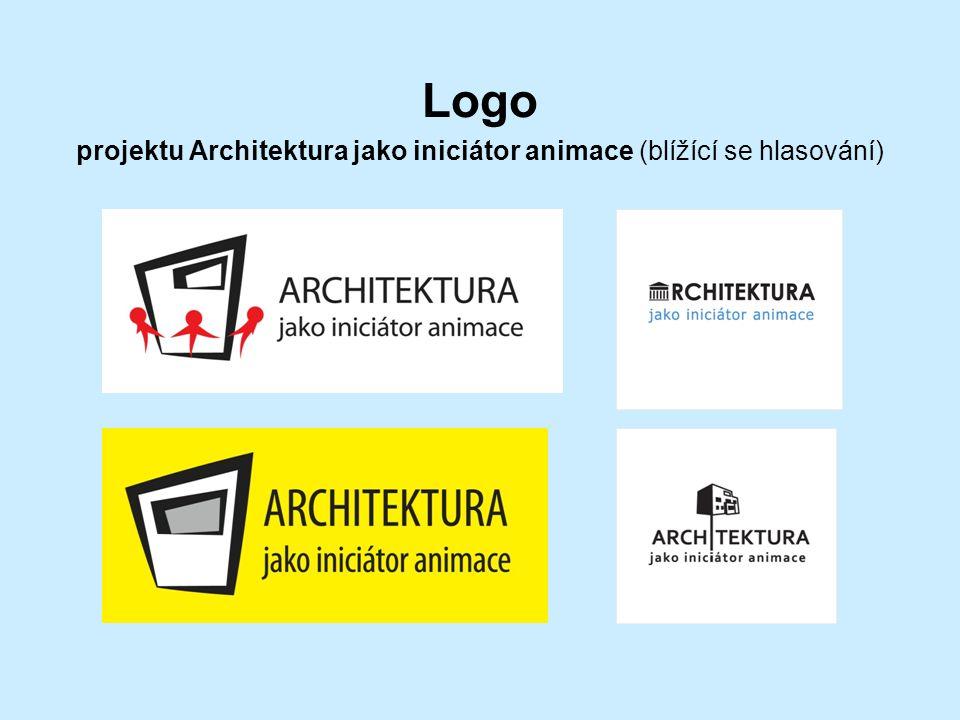 projektu Architektura jako iniciátor animace (blížící se hlasování)