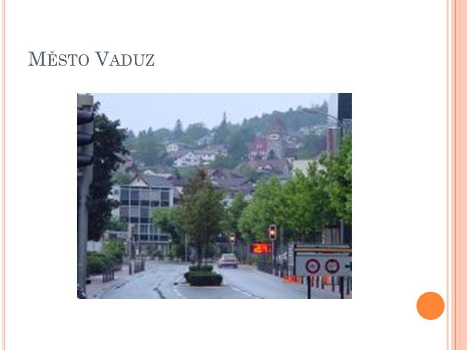 Město Vaduz