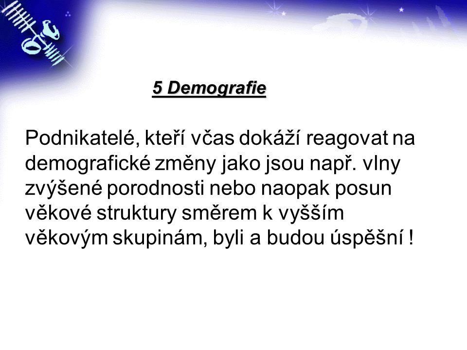 5 Demografie