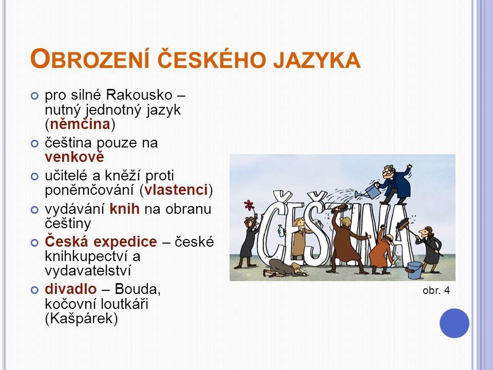 Obrození českého jazyka