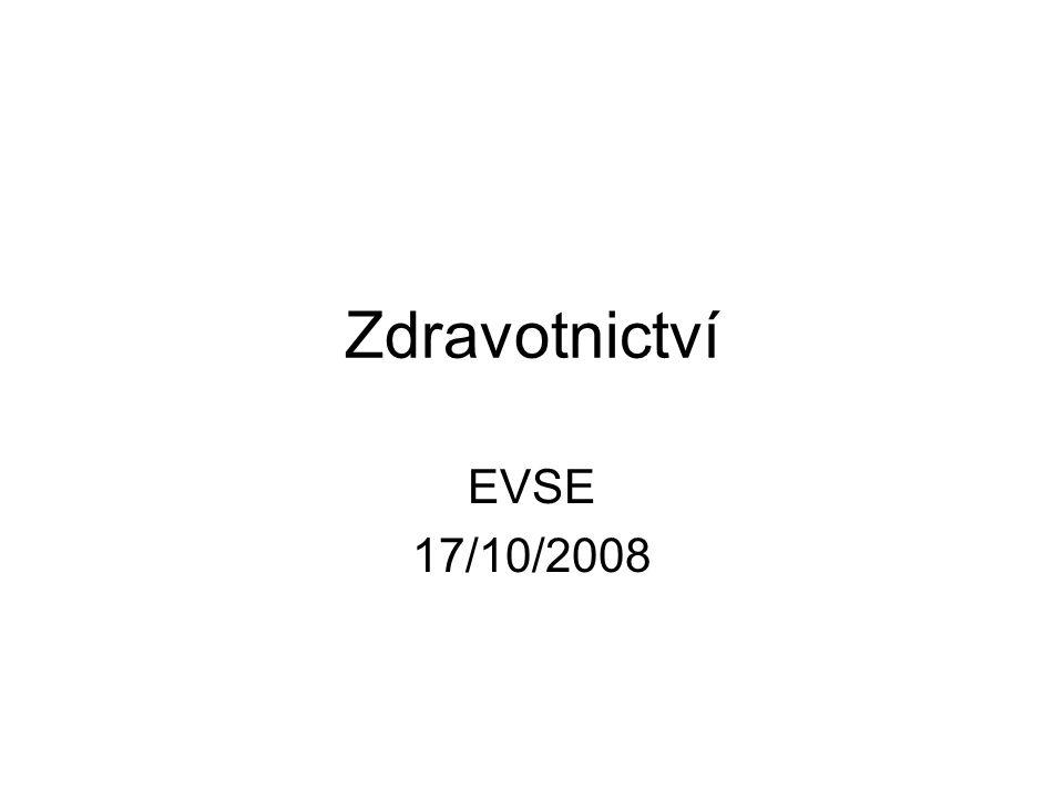 Zdravotnictví EVSE 17/10/2008