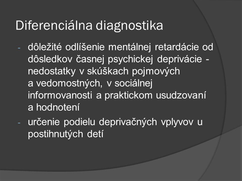 Diferenciálna diagnostika