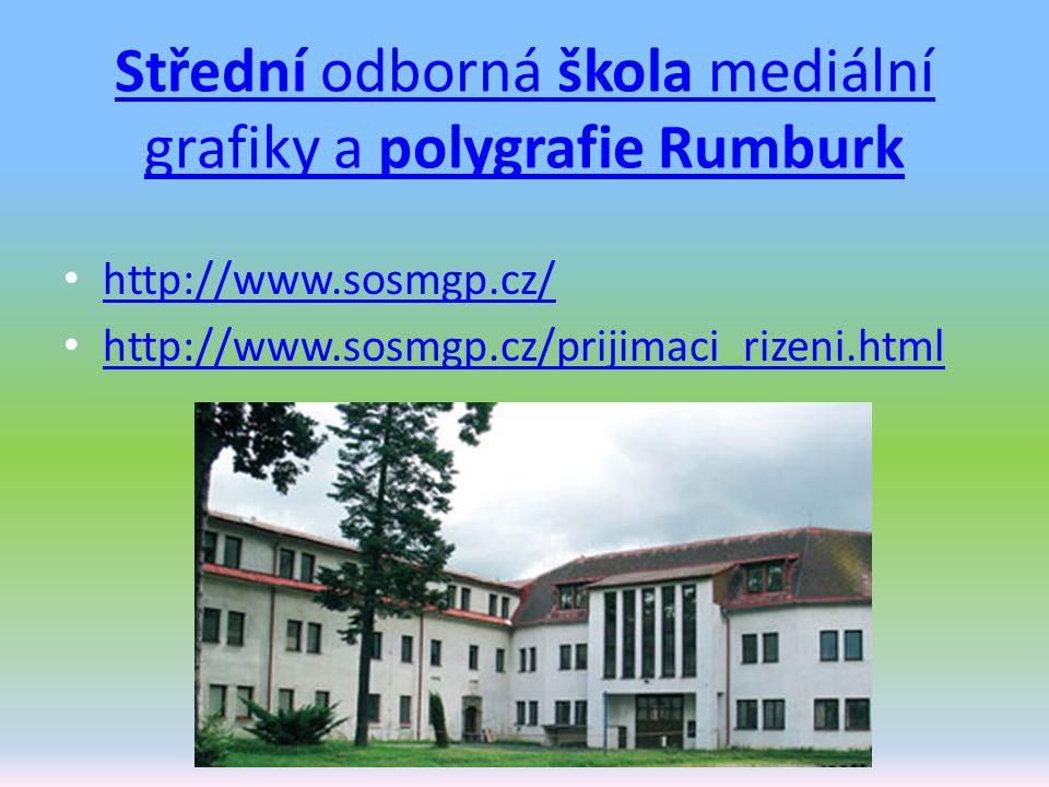 Střední odborná škola mediální grafiky a polygrafie Rumburk