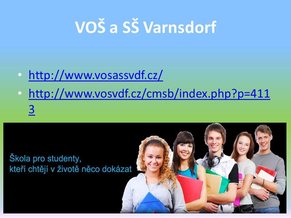 VOŠ a SŠ Varnsdorf http://www.vosassvdf.cz/