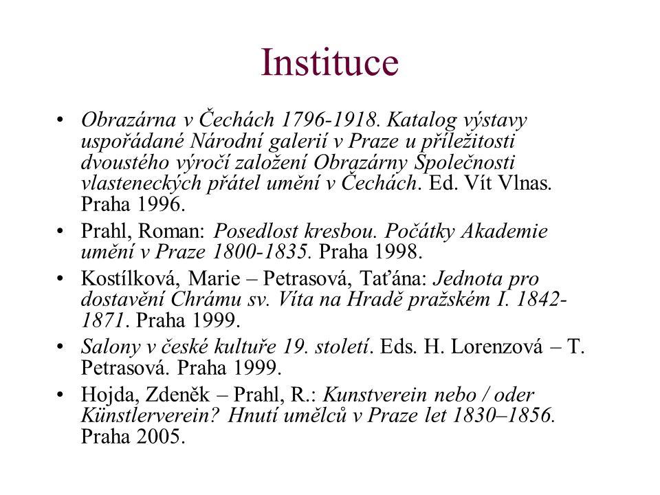 Instituce