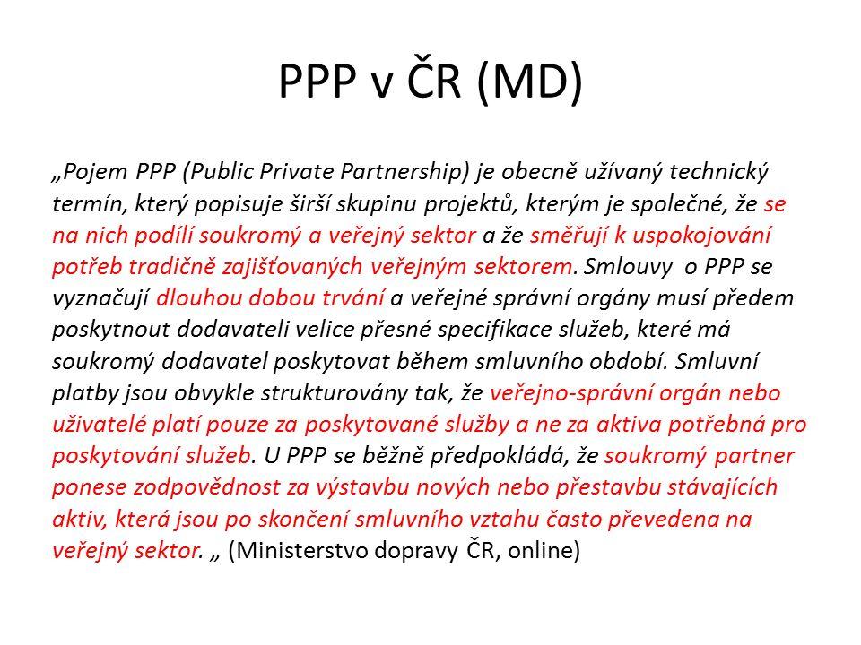 PPP v ČR (MD)
