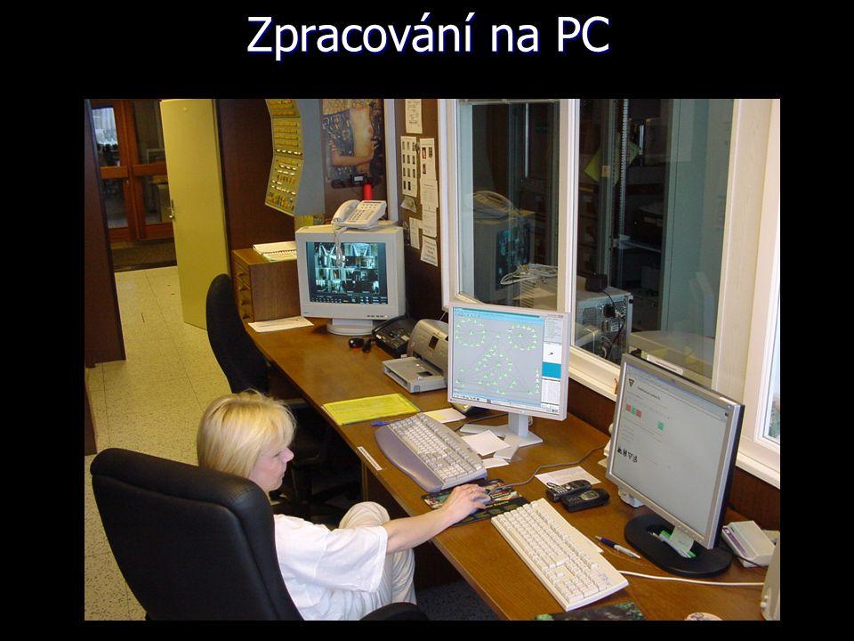 Zpracování na PC