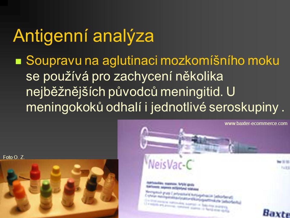 Antigenní analýza
