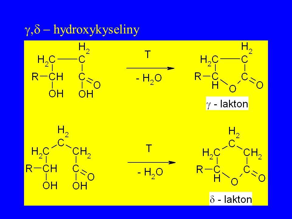g,d - hydroxykyseliny