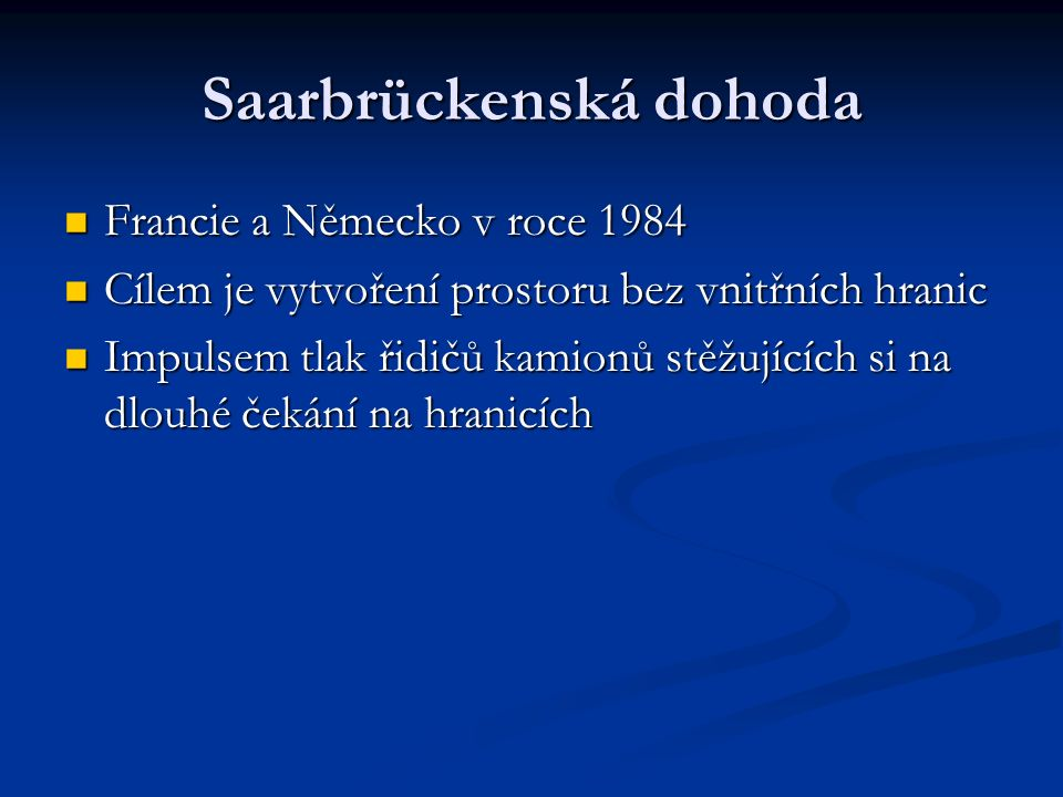 Saarbrückenská dohoda