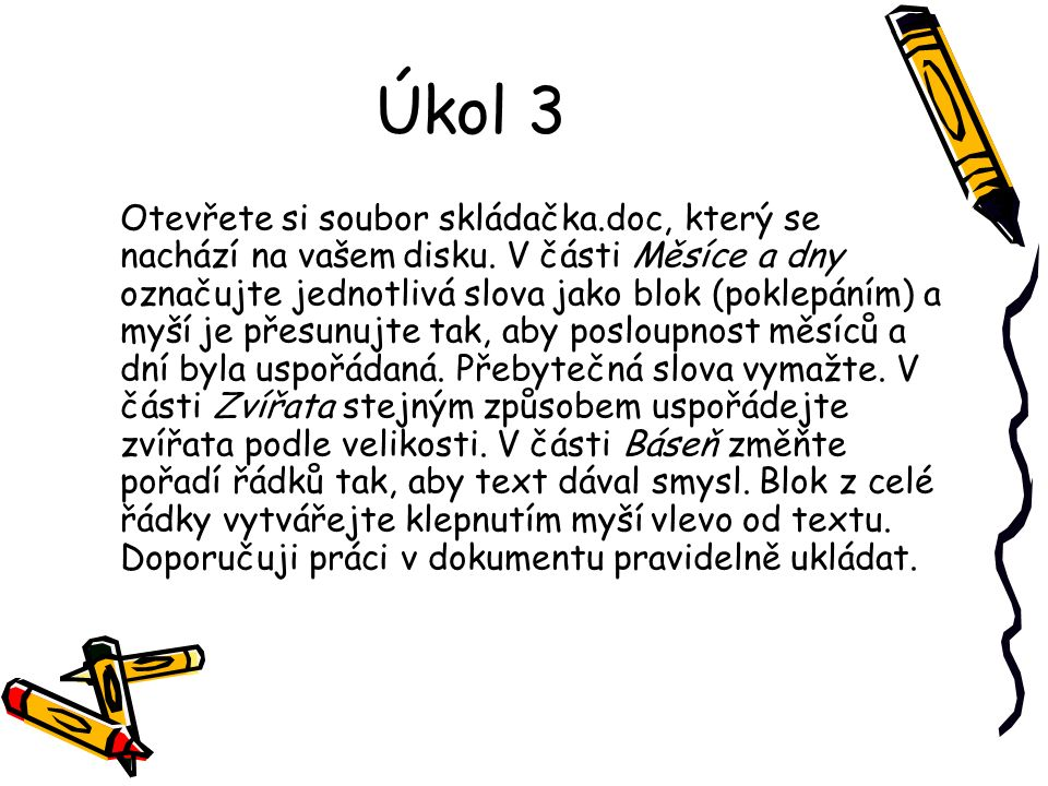 Úkol 3