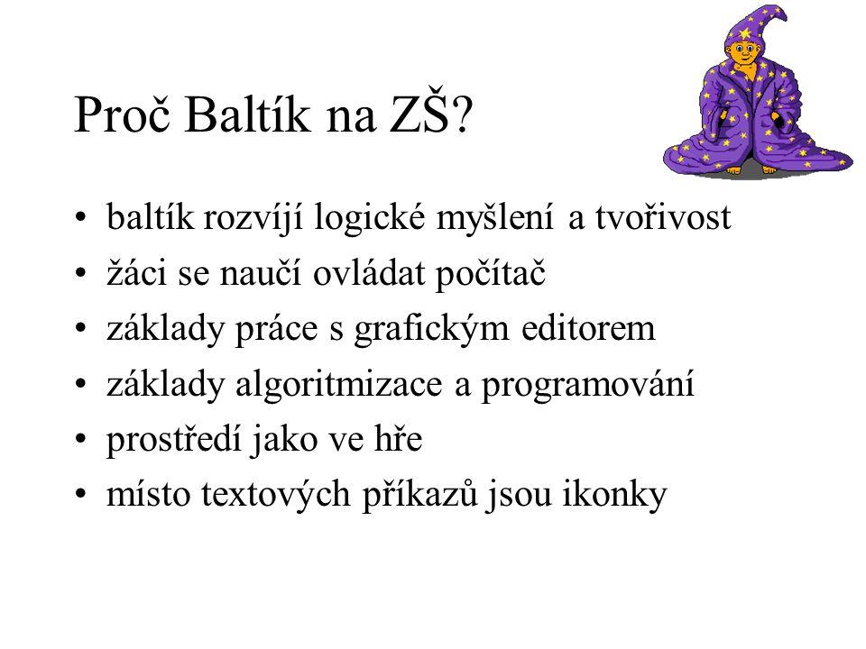 Proč Baltík na ZŠ baltík rozvíjí logické myšlení a tvořivost