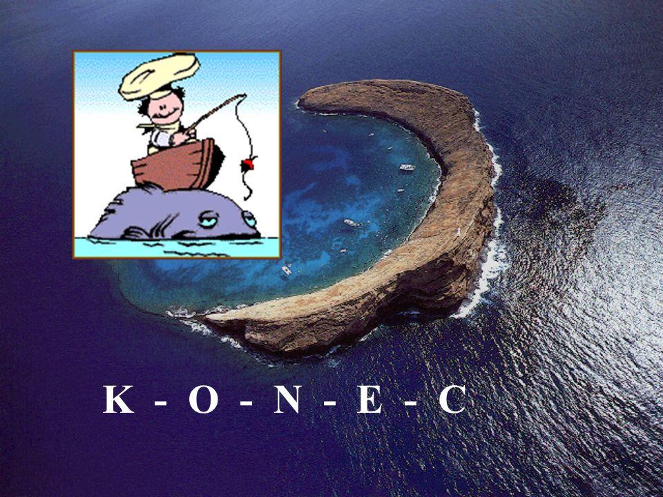 K - O - N - E - C