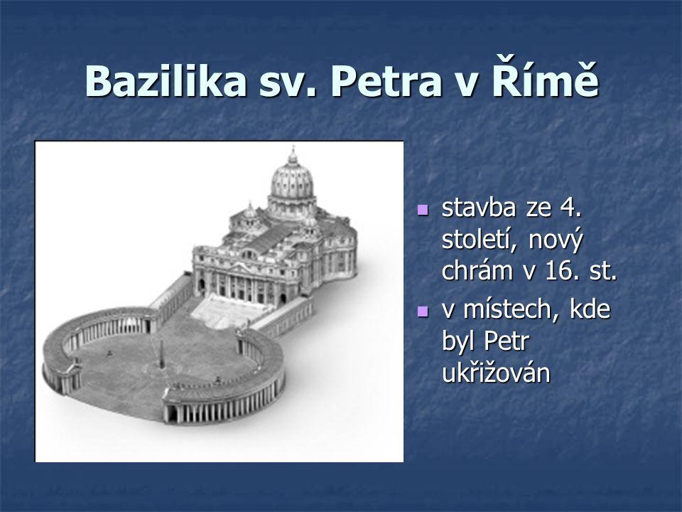 Bazilika sv. Petra v Římě