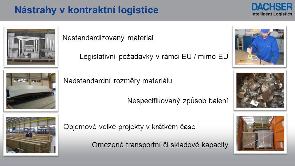 Nástrahy v kontraktní logistice