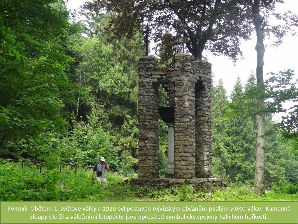 Pomník Obětem 1. světové války r