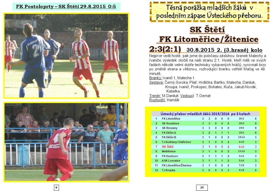 SK Štětí FK Litoměřice/Žitenice