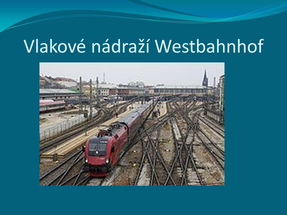 Vlakové nádraží Westbahnhof