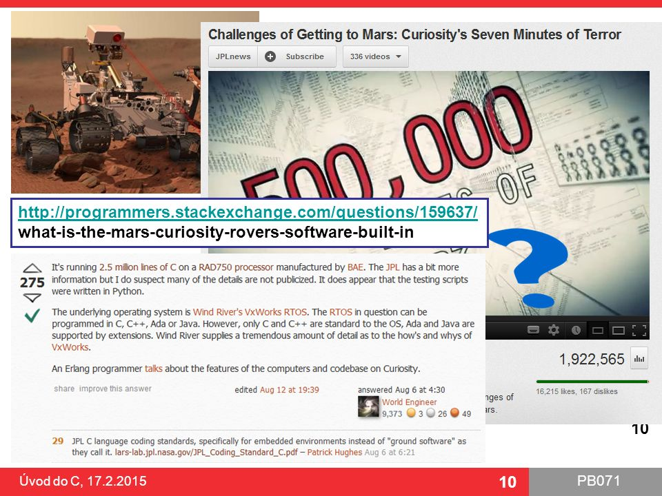what-is-the-mars-curiosity-rovers-software-built-in