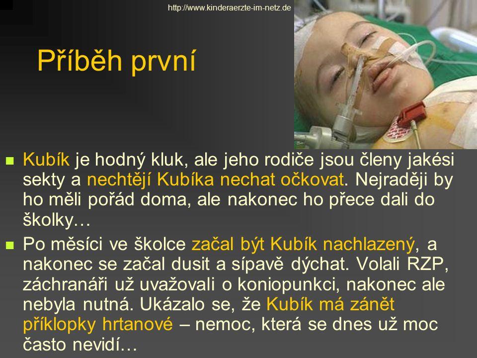 http://www.kinderaerzte-im-netz.de Příběh první.