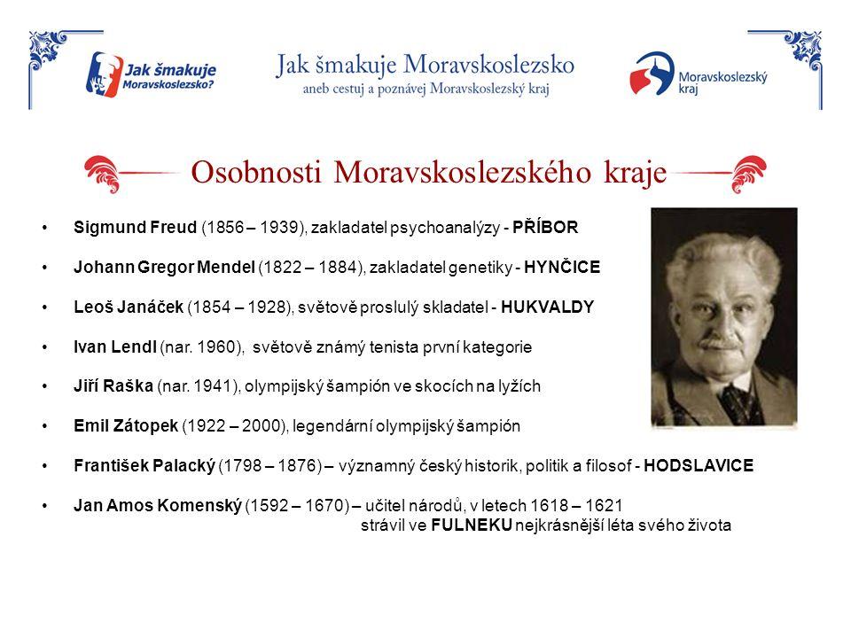Osobnosti Moravskoslezského kraje