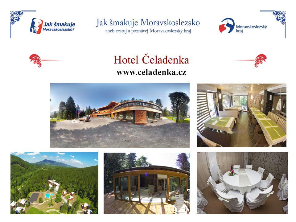 Hotel Čeladenka www.celadenka.cz