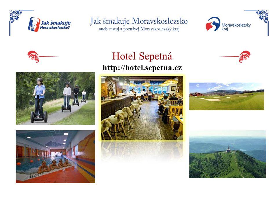 Hotel Sepetná http://hotel.sepetna.cz