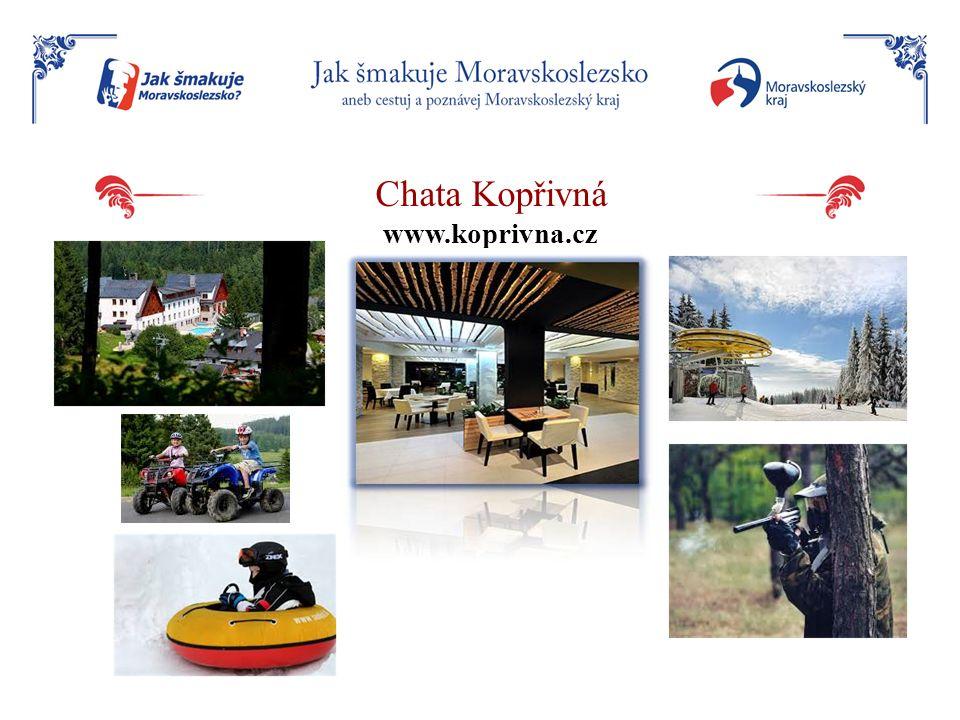 Chata Kopřivná www.koprivna.cz