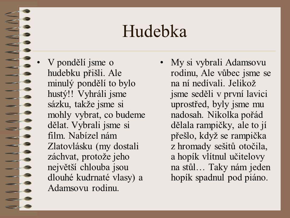 Hudebka