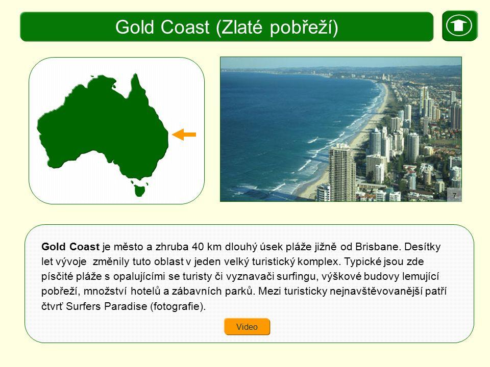 Gold Coast (Zlaté pobřeží)