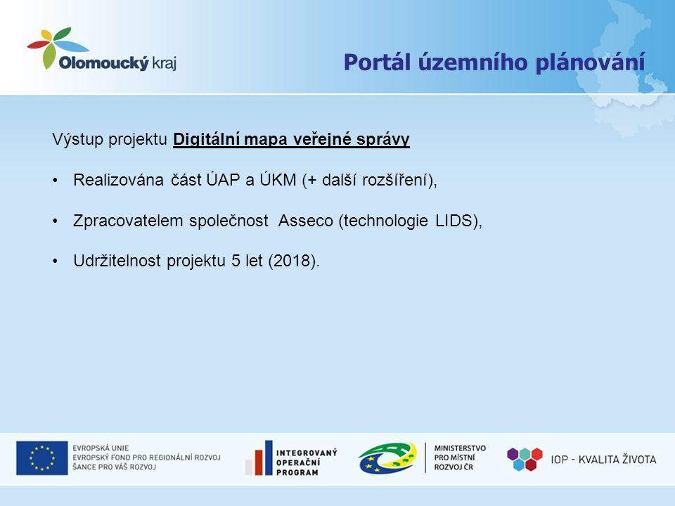 Portál územního plánování