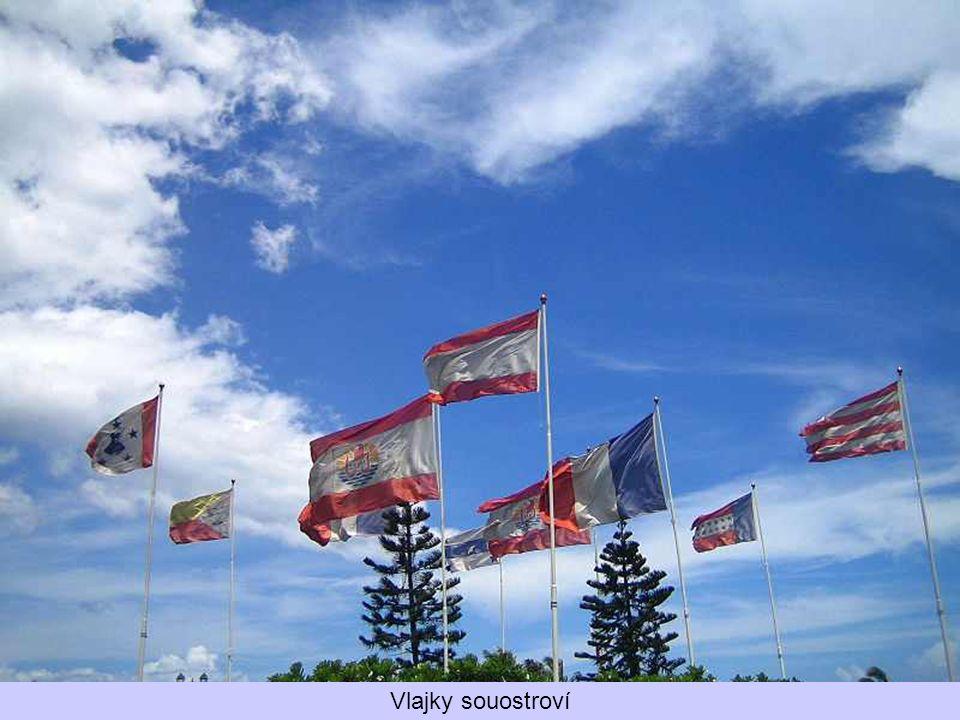 Vlajky souostroví