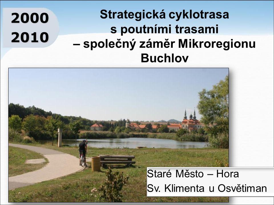 Strategická cyklotrasa s poutními trasami – společný záměr Mikroregionu Buchlov
